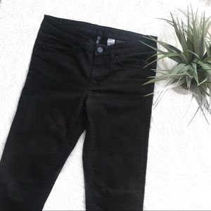 Black Skinny Jeans Pants